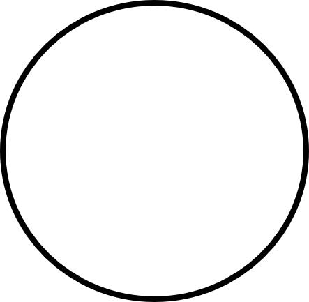 circle with no dot