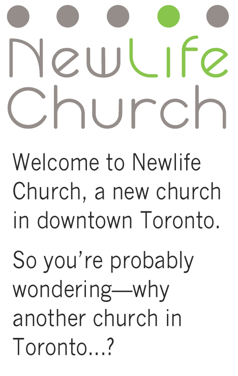 Newlife Valuse Pack Welcome Card - Page 1