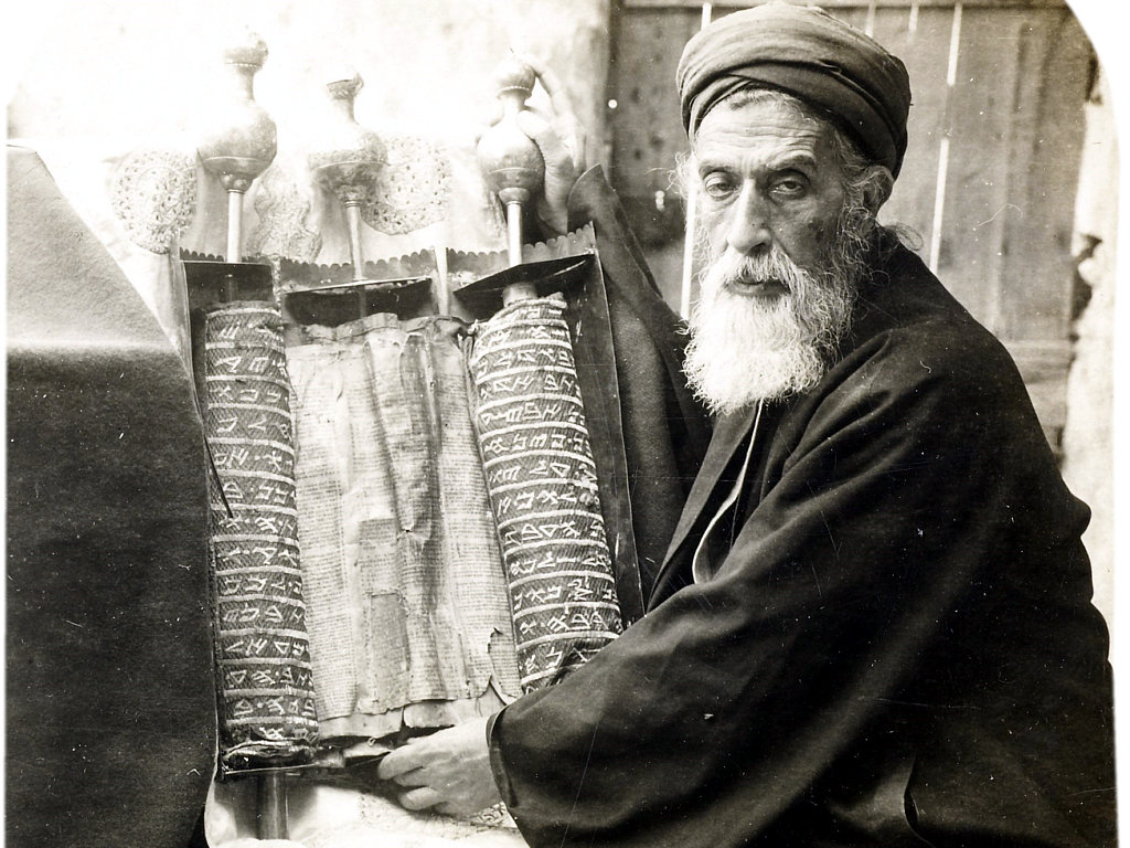 Samaritan High Priest