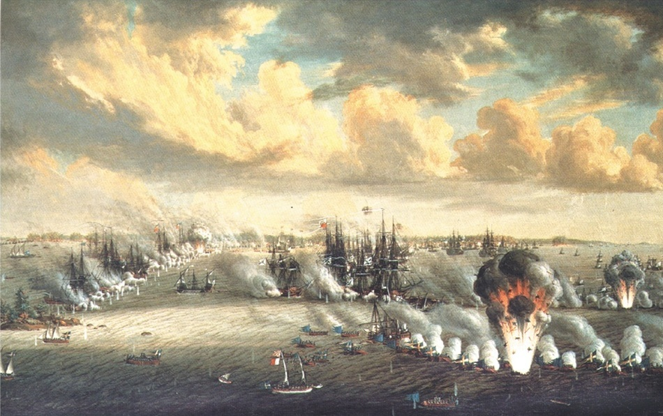 The Battle of Svensksund