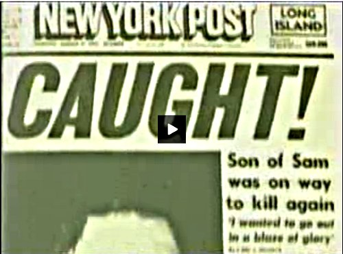 David Berkowitz: Mass murderer--Son of Sam