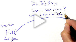 """The """"Fall"""" and The Big Story"""