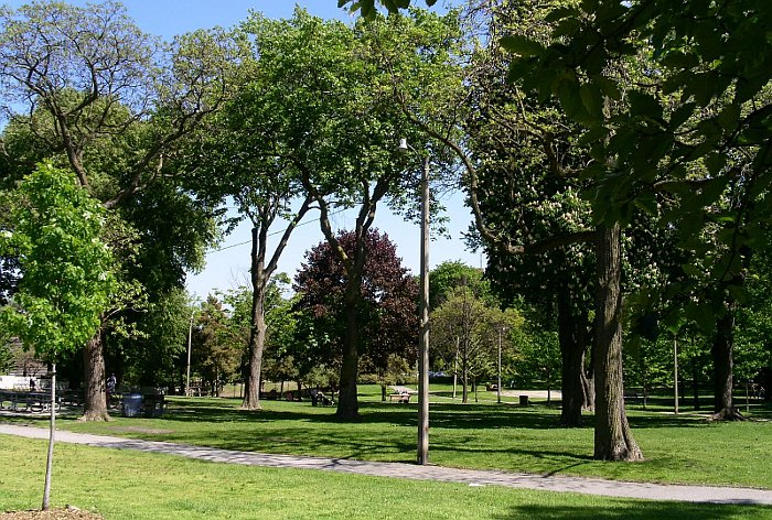 Riverdale Park (picture by http://s233.photobucket.com/albums/ee140/laserboy_TO/ )
